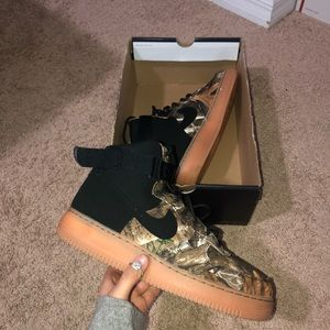 Nike Air Force 1 High '07 LV8 3!